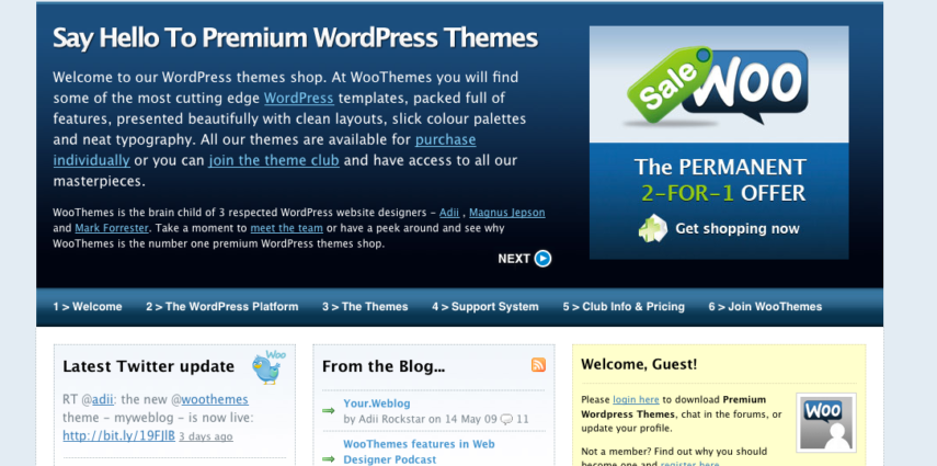 We absolutely love Woo Themes.  You can customize them to your heart's content, to create different looks and functions.