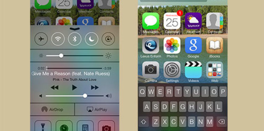 Here are ten iOS7 tips that may help you get acclimated to your new operating system on your iPhone and iPad.