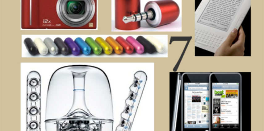 Want to know 7 gift ideas for the Techie on your list?