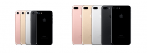 iPhone 7S Colors